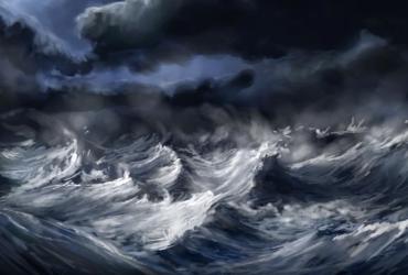 Cómo caminar sobre la tempestad