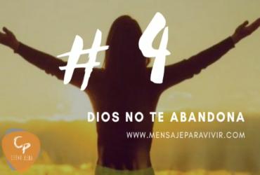 Dios no te abandona