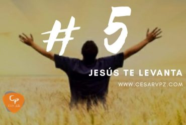 Jesús te levanta