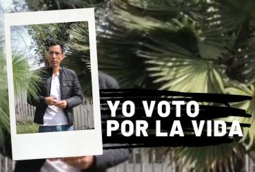 Yo voto por la vida